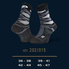 STX_EVO_trail_socks_burlington_black-grey - Collector Edition