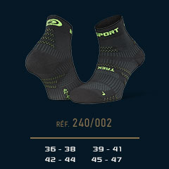 Hiking_ankle_socks_TREK_EVO_black-green