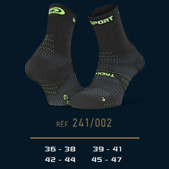 Hiking_socks_TREK+_EVO_mid-cut_black-green