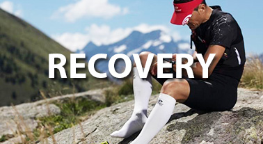 Recovery socks for men and women. Reduces muscle aches and pains