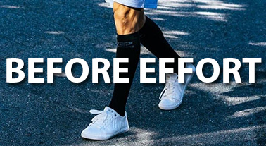 Comfort socks, men/women to be used before sport, at work, in transport.