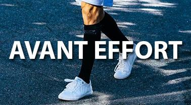 Chaussettes confort,homme/femme pour être utilisés avant le sport, au travail, dans les transports