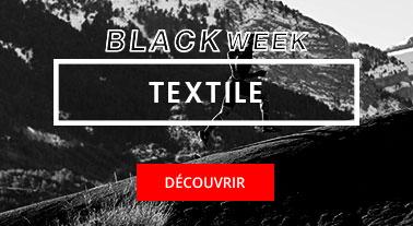 Black Week : Textile