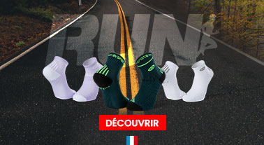 Chaussettes Running - Made in France