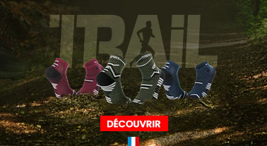 Chaussettes Trail - Made in France