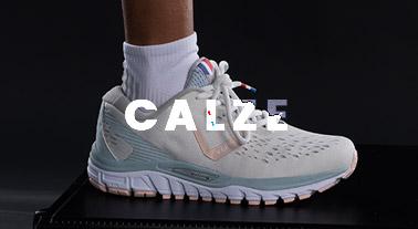 Calze per running, trail, football, basketball, ciclismo