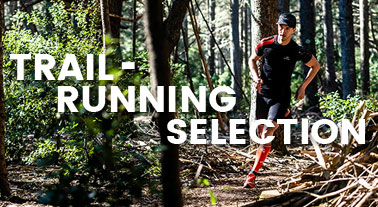 Trail running selection
