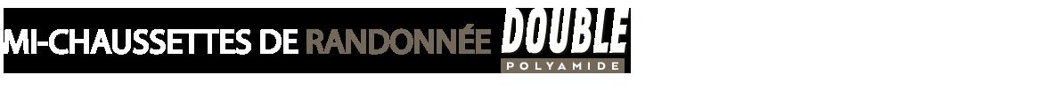 mi-chaussettes_randonnée_Double_polyamide