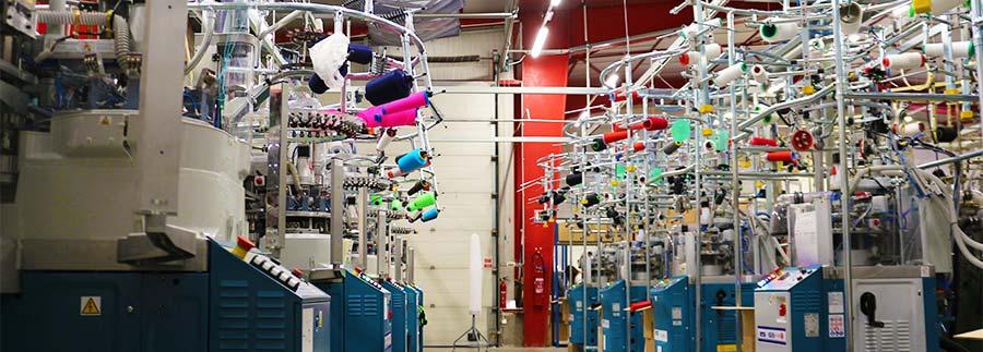 Our production unit