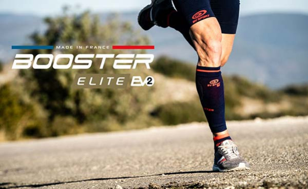 Booster Elite EVO2, a new compression experience !